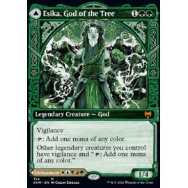 Esika, God of the Tree (Extras)
