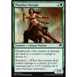 Pharika's Disciple