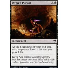 Dogged Pursuit FOIL