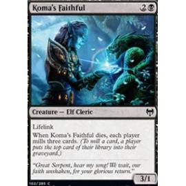 Koma's Faithful FOIL
