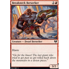 Breakneck Berserker FOIL
