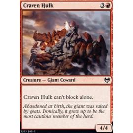 Craven Hulk FOIL
