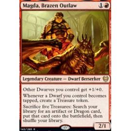 Magda, Brazen Outlaw FOIL