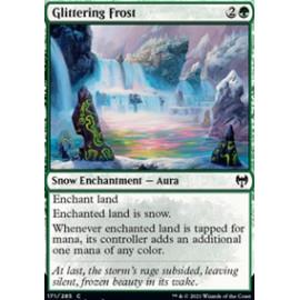 Glittering Frost FOIL