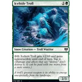 Icehide Troll FOIL