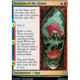 Invasion of the Giants FOIL