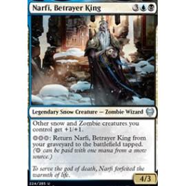 Narfi, Betrayer King FOIL