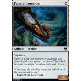 Funeral Longboat FOIL