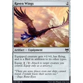 Raven Wings FOIL