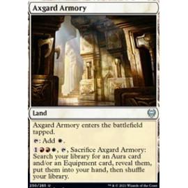 Axgard Armory FOIL