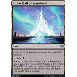 Great Hall of Starnheim FOIL
