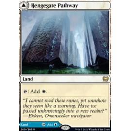 Hengegate Pathway FOIL