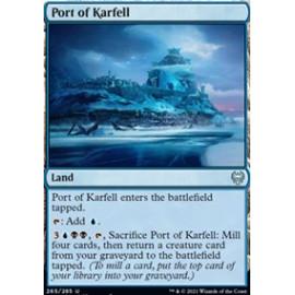 Port of Karfell FOIL