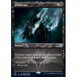 Eliminate (Promo Pack) FOIL