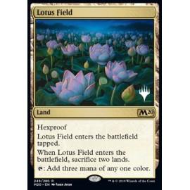 Lotus Field (Promo Pack)
