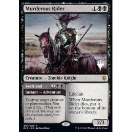 Murderous Rider (Promo Pack)