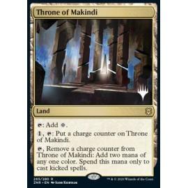 Throne of Makindi (Promo Pack)