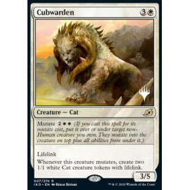Cubwarden (Promo Pack)
