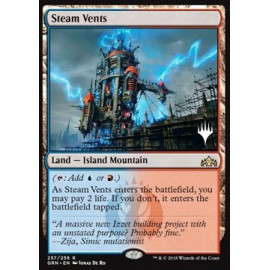 Steam Vents (Promo Pack)