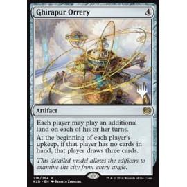 Ghirapur Orrery (Promo Pack)