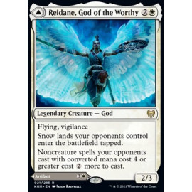 Reidane, God of the Worthy FOIL