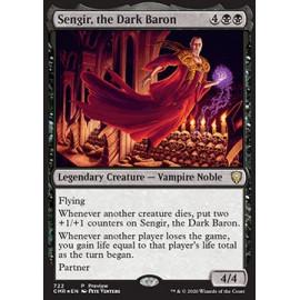Sengir, the Dark Baron PROMO PRERELEASE