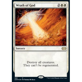 Wrath of God PROMO PRERELEASE