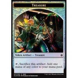 Treasure Token / Dinosaur Token PROMO FNM