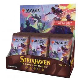 Set Booster Box Strixhaven: School of Mages [PRZEDSPRZEDAŻ]