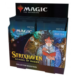 Collector Booster Box Strixhaven: School of Mages [PRZEDSPRZEDAŻ]