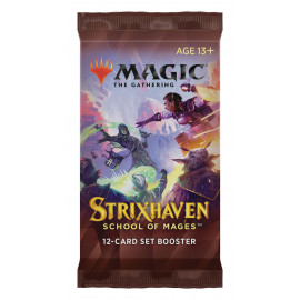 Set Booster Strixhaven: School of Mages [PRZEDSPRZEDAŻ]