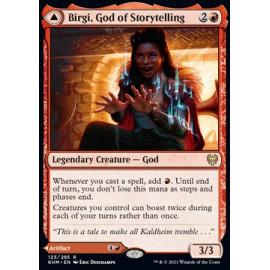 Birgi, God of Storytelling