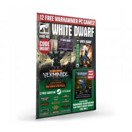 White Dwarf: Marzec 2021 (Issue 462)