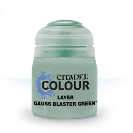 Gauss blaster green
