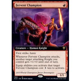 Fervent Champion (Extras)