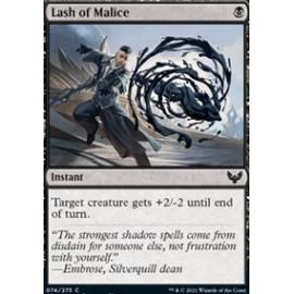 Lash of Malice