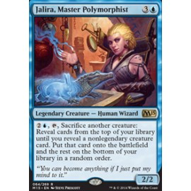 Jalira, Master Polymorphist
