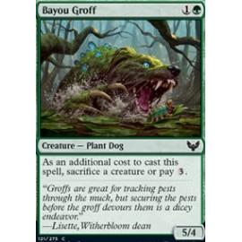 Bayou Groff