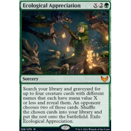 Ecological Appreciation