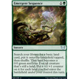 Emergent Sequence