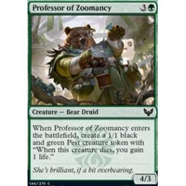 Professor of Zoomancy