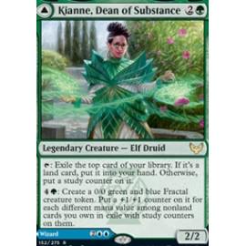Kianne, Dean of Substance