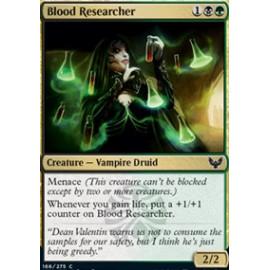 Blood Researcher