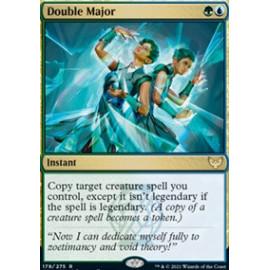 Double Major