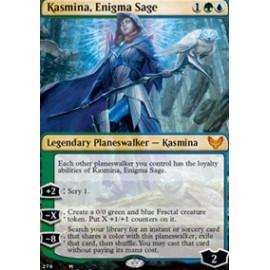 Kasmina, Enigma Sage (Extras)