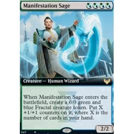 Manifestation Sage (Extras)