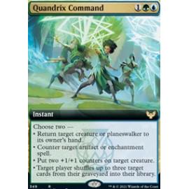 Quandrix Command (Extras)