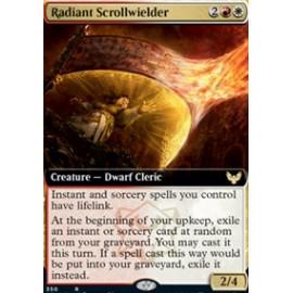 Radiant Scrollwielder (Extras)
