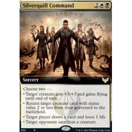 Silverquill Command (Extras)