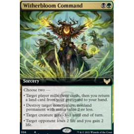 Witherbloom Command (Extras)